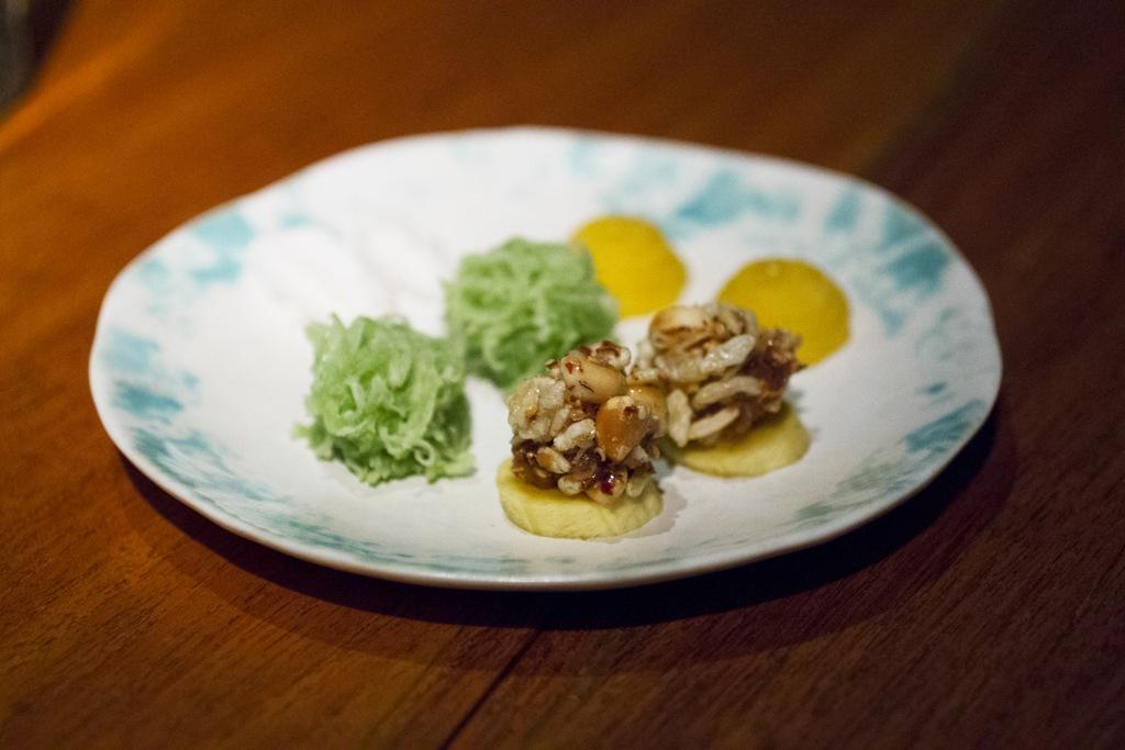 Piccola pasticceria, Metropolitan Hotel, Chef David Thompson, Bangkok, Thailand