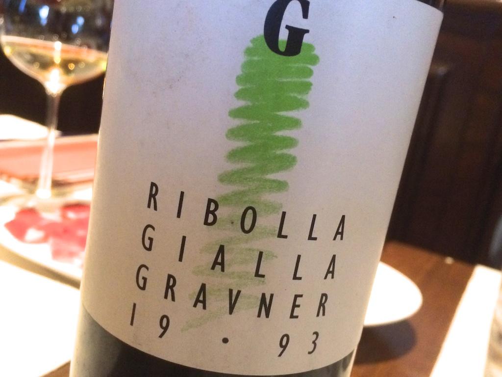 ribolla 1993, Rovello 18, Milano