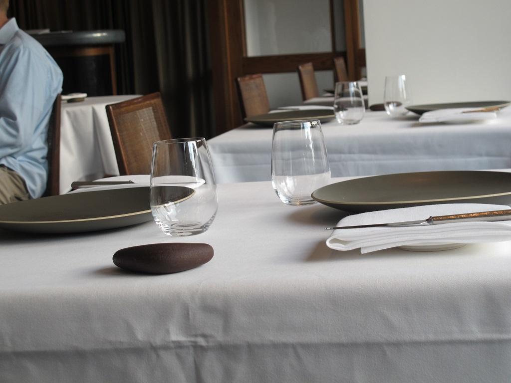 Mise en place, Trinity, Chef Adam Byatt, Londra