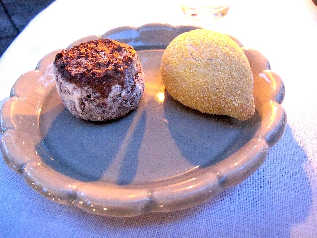 pane, Bastide de Capelongue, Chef Loubet, Bonnieux, Provenza