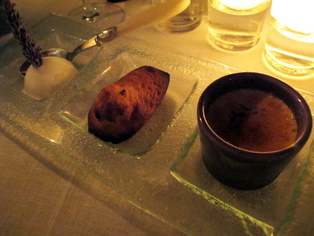 Bastide de Capelongue, Chef Loubet, Bonnieux, Provenza