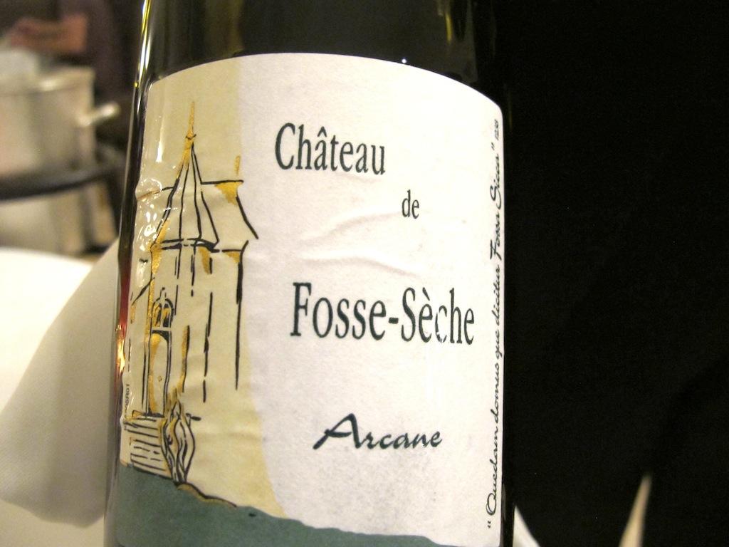 chenin blanc, Oustau de Baumanière, Chef Jean Andrè Charial, Sylvestre Wahid, Les Baux de Provence