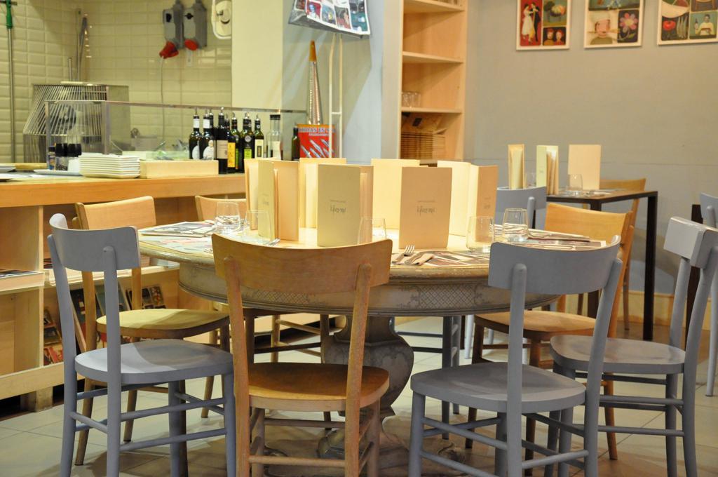sala, Pizzeria 'O Fiore Mio, Faenza, Ravenna