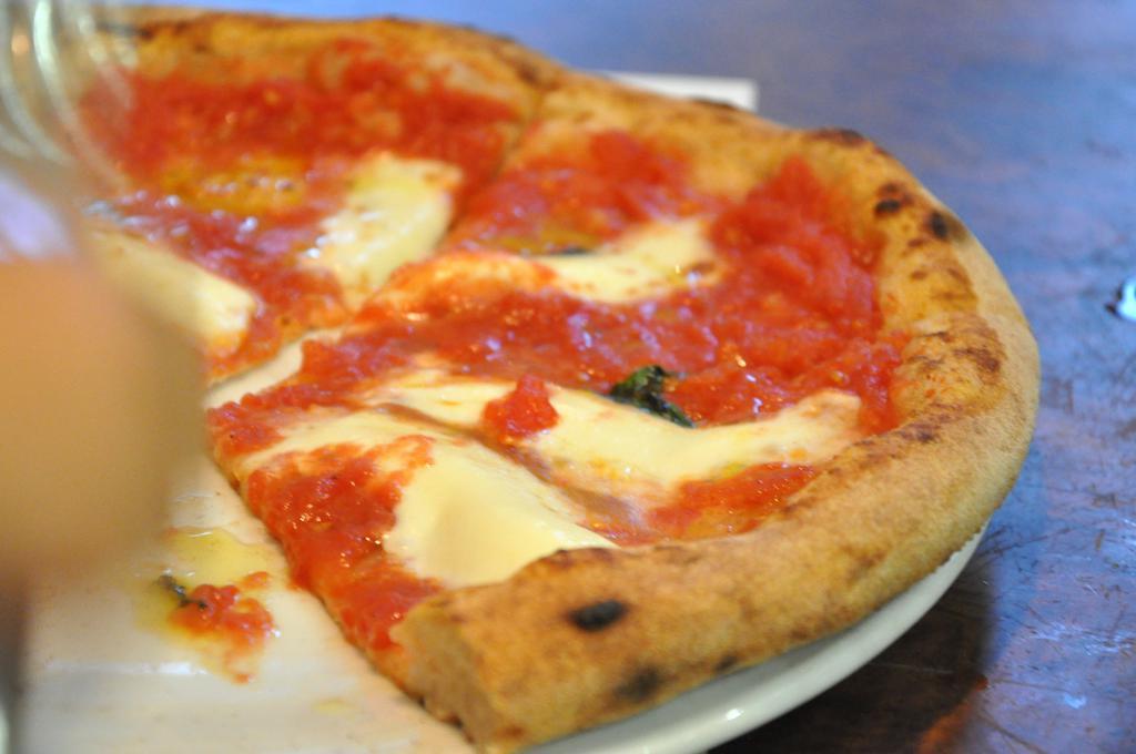 Pizzeria Margherita, Pizzeria 'O Fiore Mio, Faenza, Ravenna