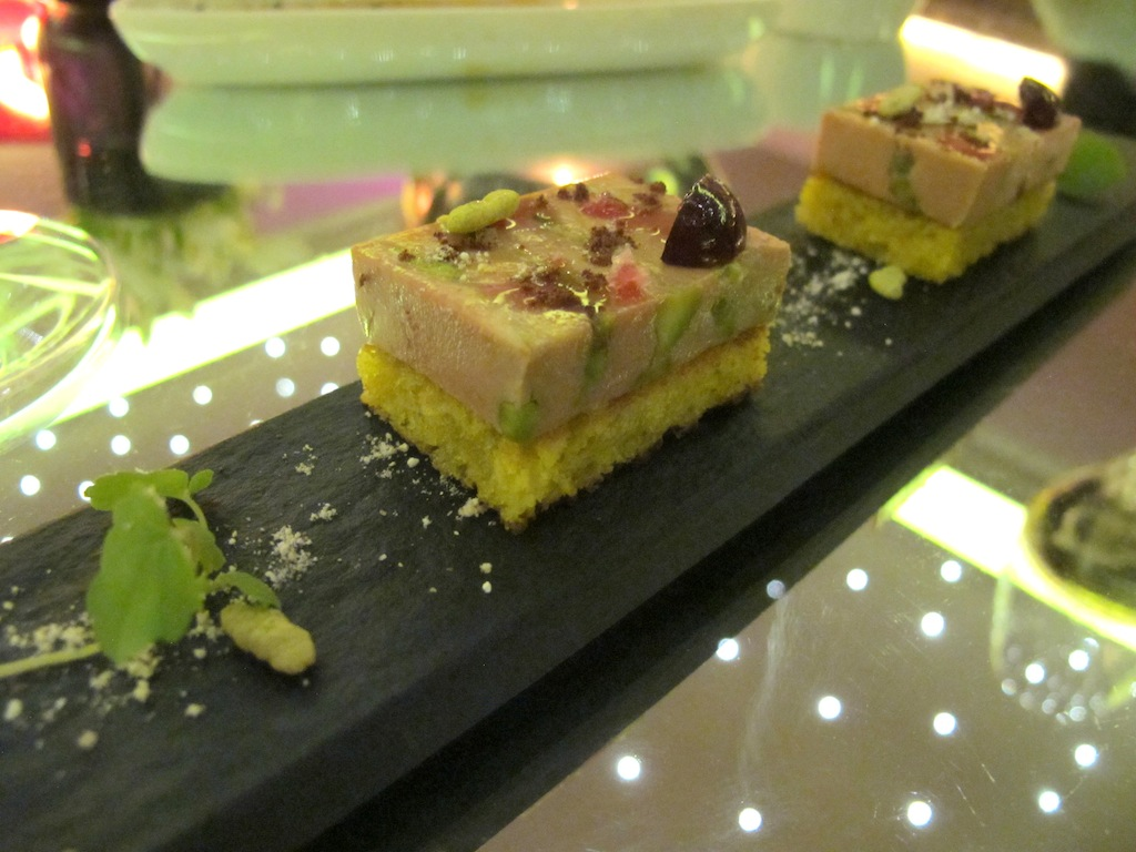 terrine di foie gras,  Imàgo, Chef Francesco Apreda, Roma, Hotel Hassler