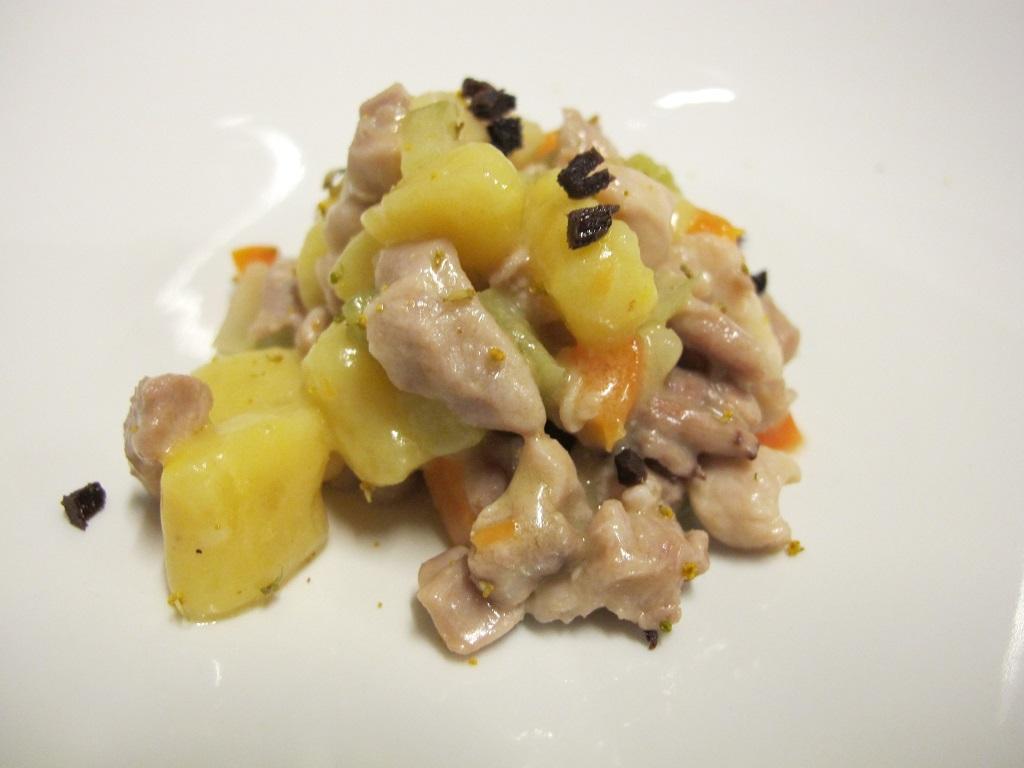 gnocchi di patate rosse, Nun, Chef Nicolas Bonifacio, Assisi