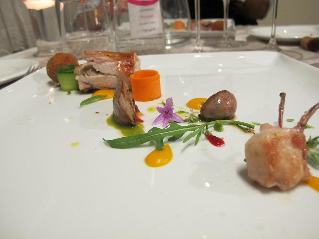 tonno di coniglio, Nun, Chef Nicolas Bonifacio, Assisi