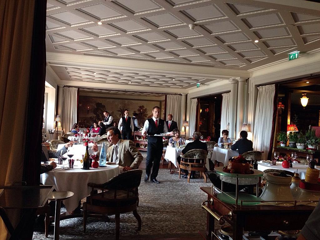 sala, Joël Robuchon, Chef Christophe Cussac, Montecarlo, Principato di Monaco