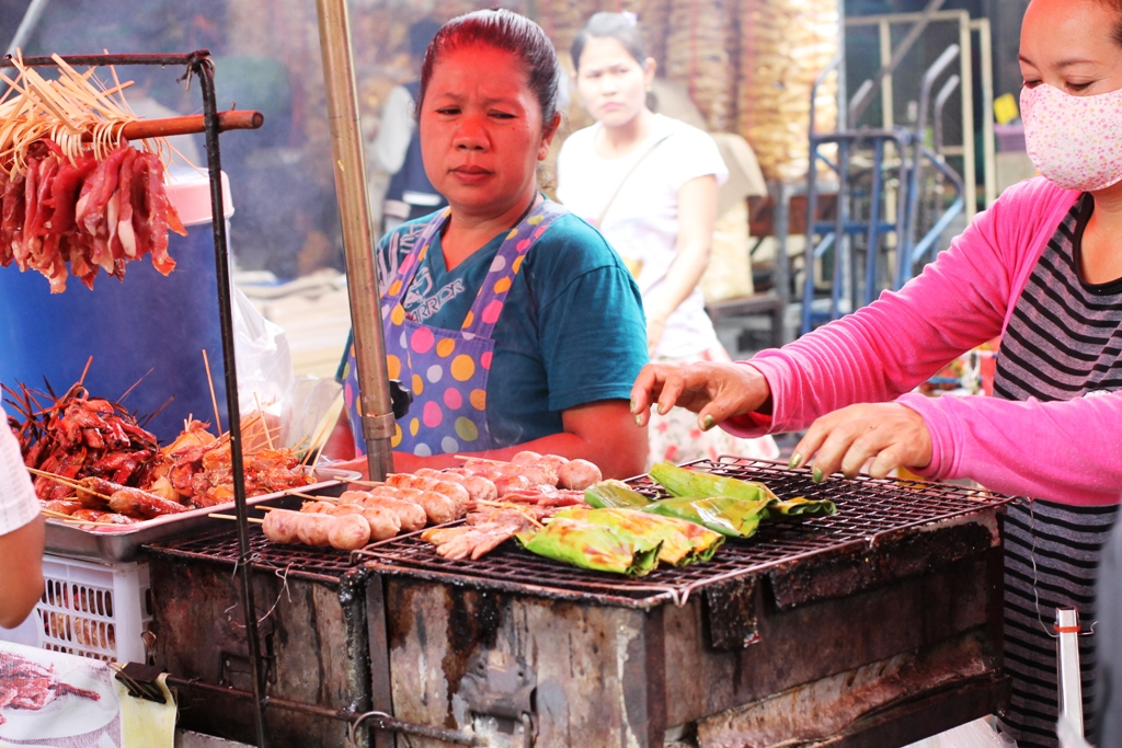 Thai Street Food, Bangkok, Thailandia