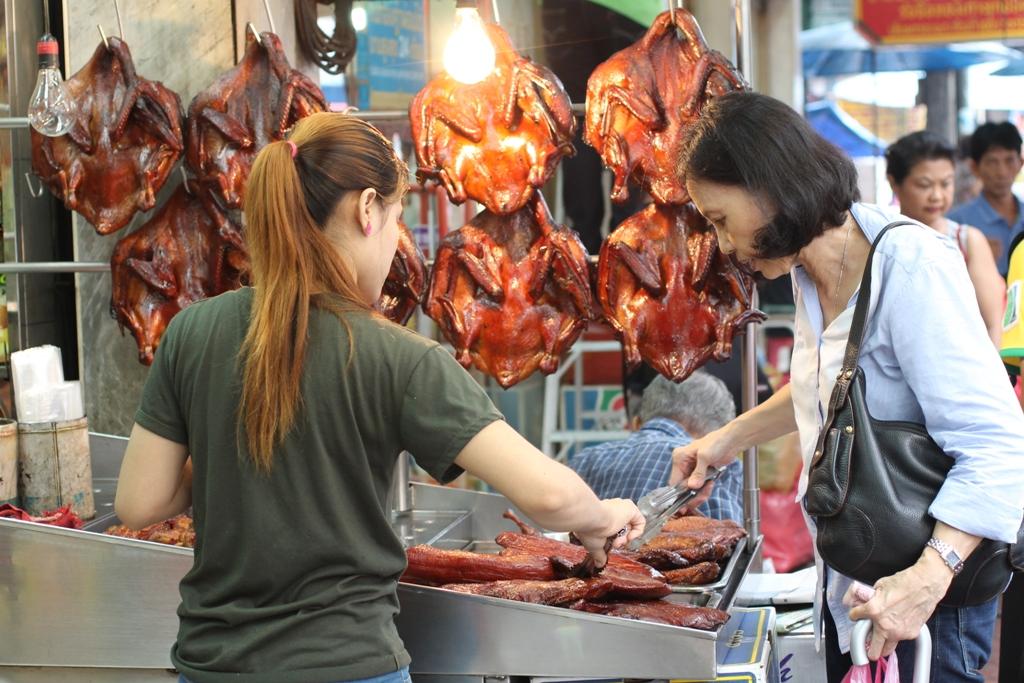 anatre, Thai Street Food, Bangkok, Thailandia