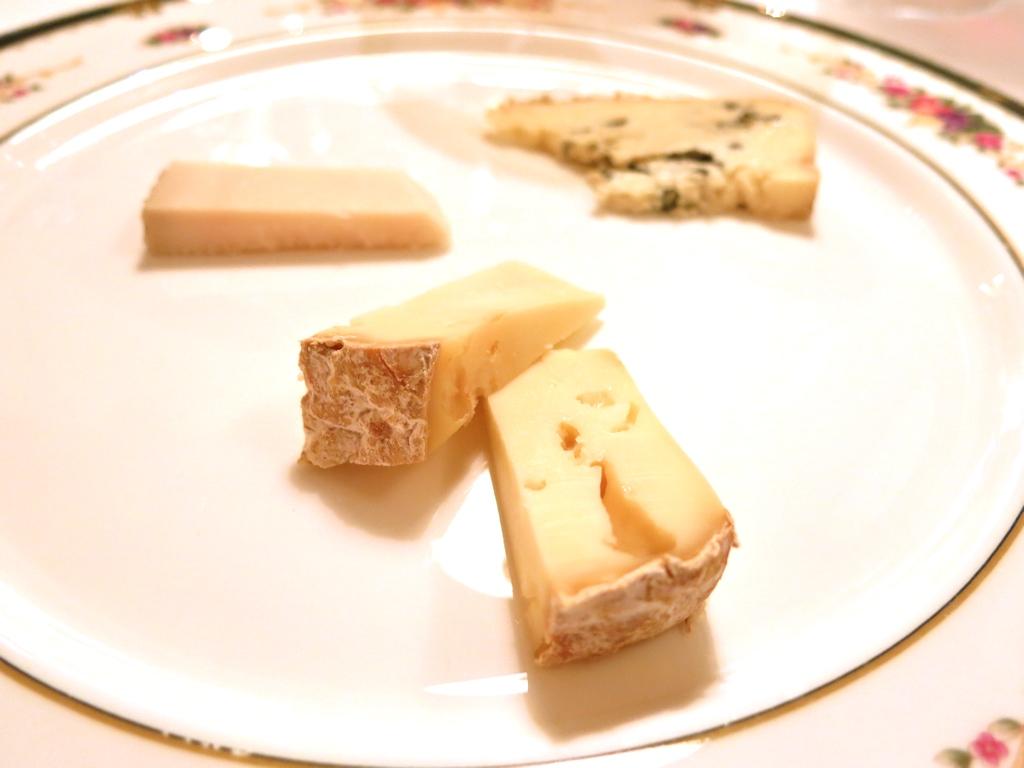 Selezione di formaggi, Chef Francesco Bracali, Ghirlanda, Grosseto