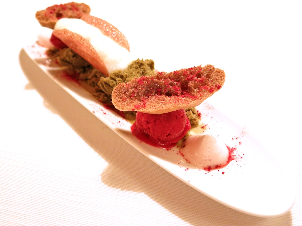 Dessert, Chef Francesco Bracali, Ghirlanda, Grosseto