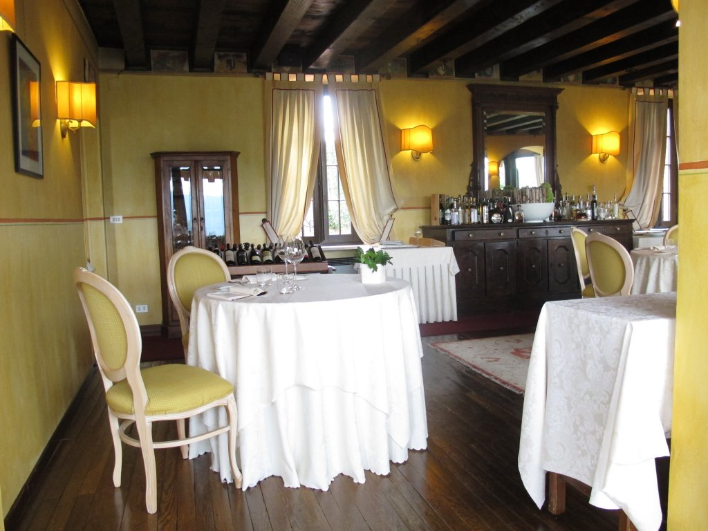 Sala, Chef Beppe Maffioli, Carlo Magno, Collebeato, Brescia