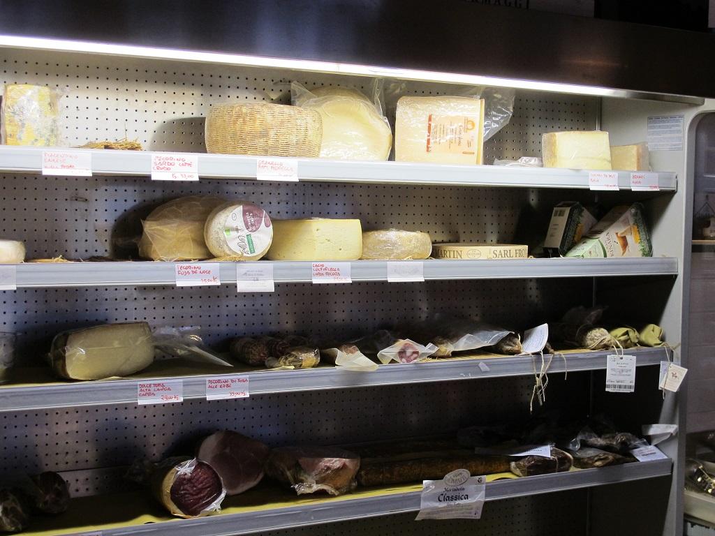 banco dei formaggi, Cucinaa, Foligno, Perugia