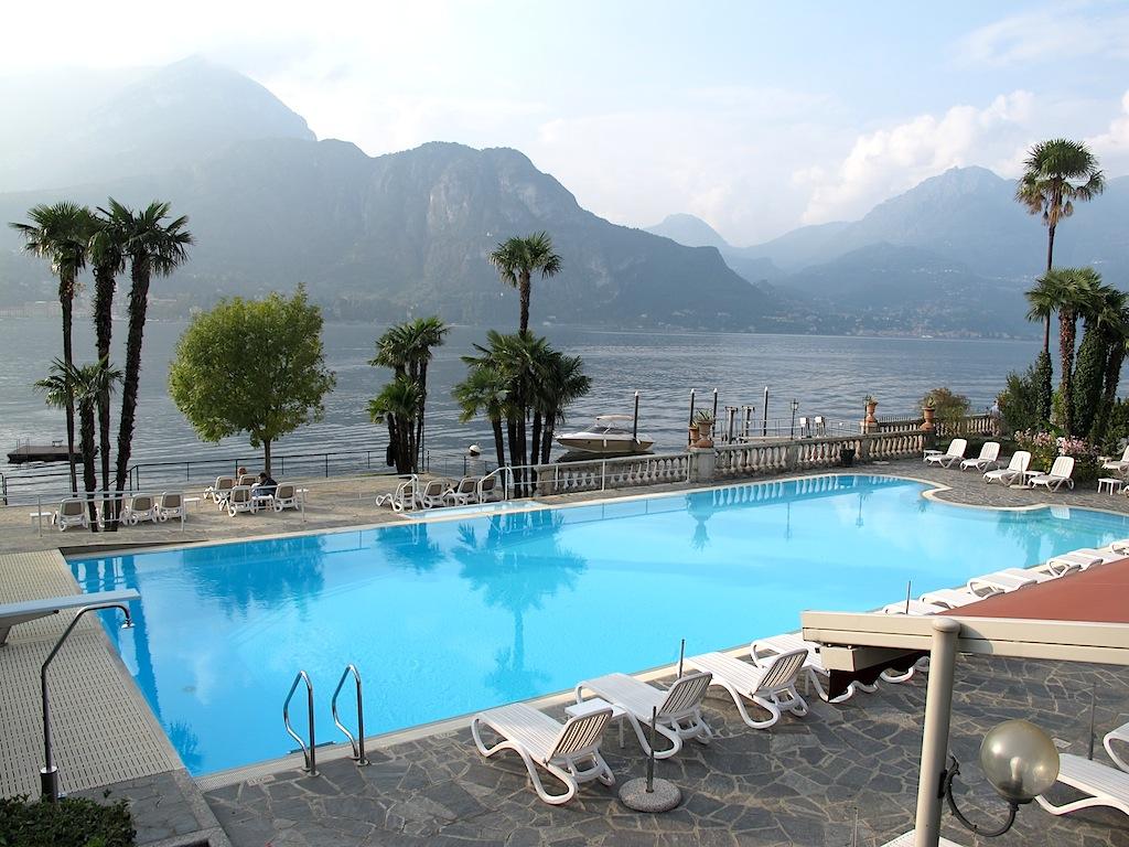 piscina,  Mistral, Chef Ettore Bocchia, Bellagio, Como