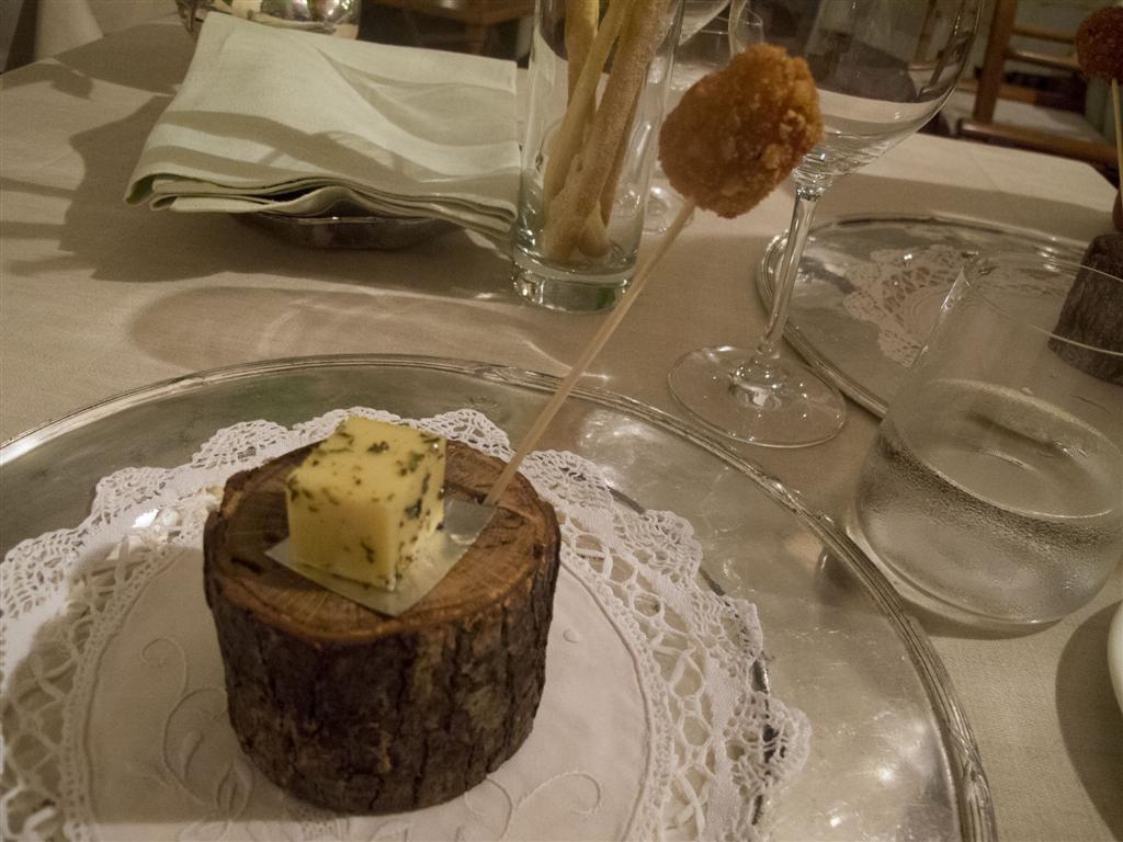 crocchetta di patate e panica alle erbe, The Lord Nelson, Chef Ivan Maniago, Greta Merciari, Chiavari, Genova