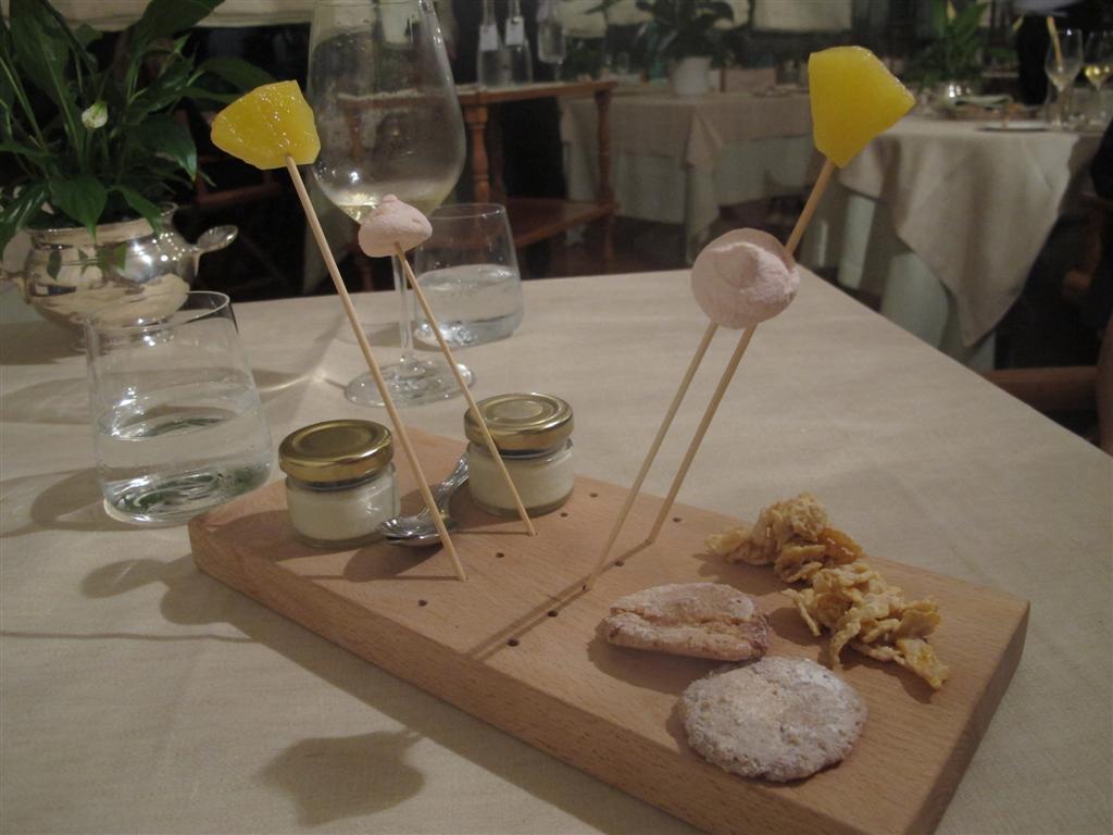 piccola pasticceria, The Lord Nelson, Chef Ivan Maniago, Greta Merciari, Chiavari, Genova