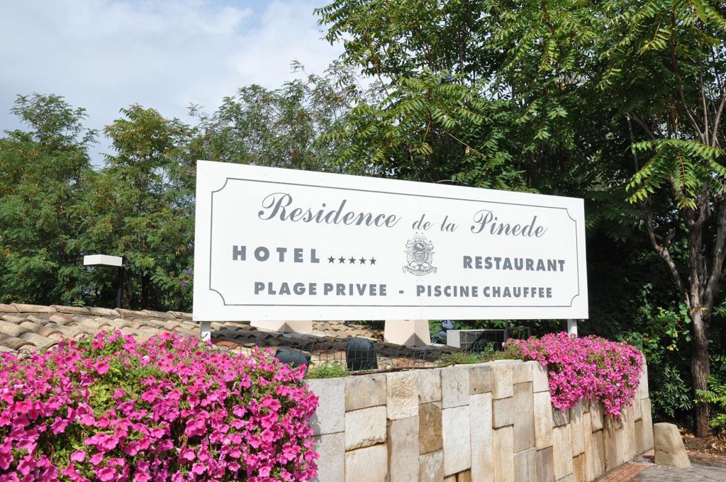 Hotel Residence de la Pinède, Saint-Tropez