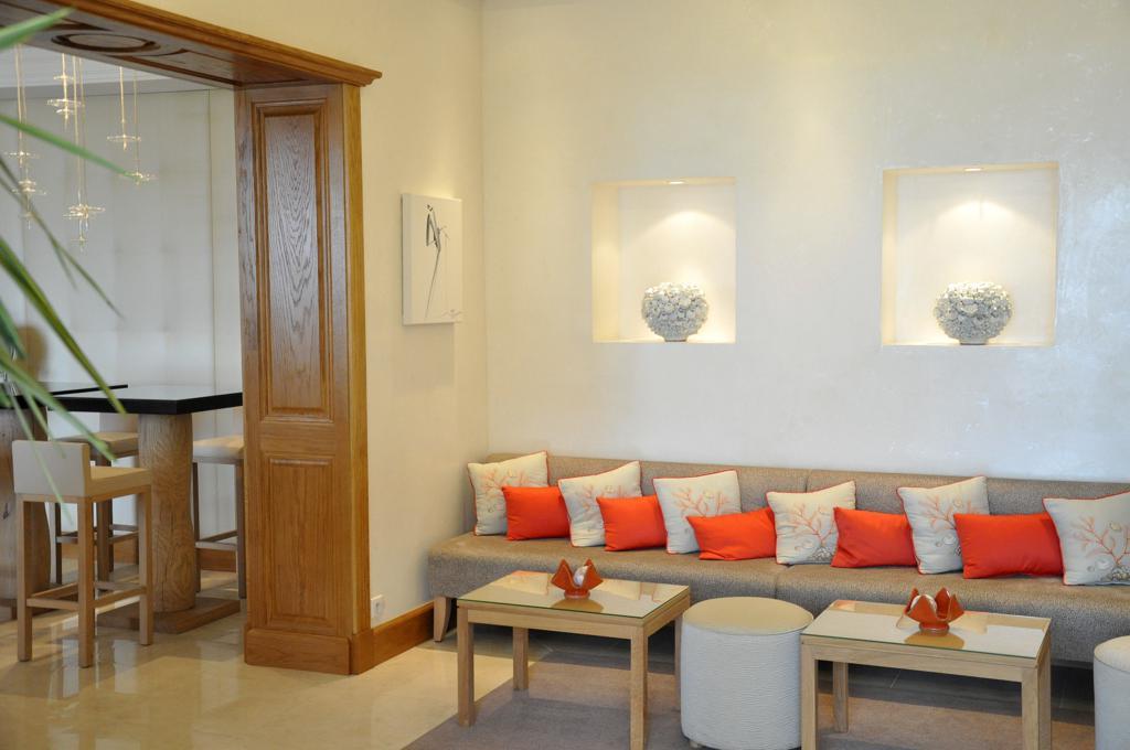 hall, Hotel Residence de la Pinède, Saint-Tropez