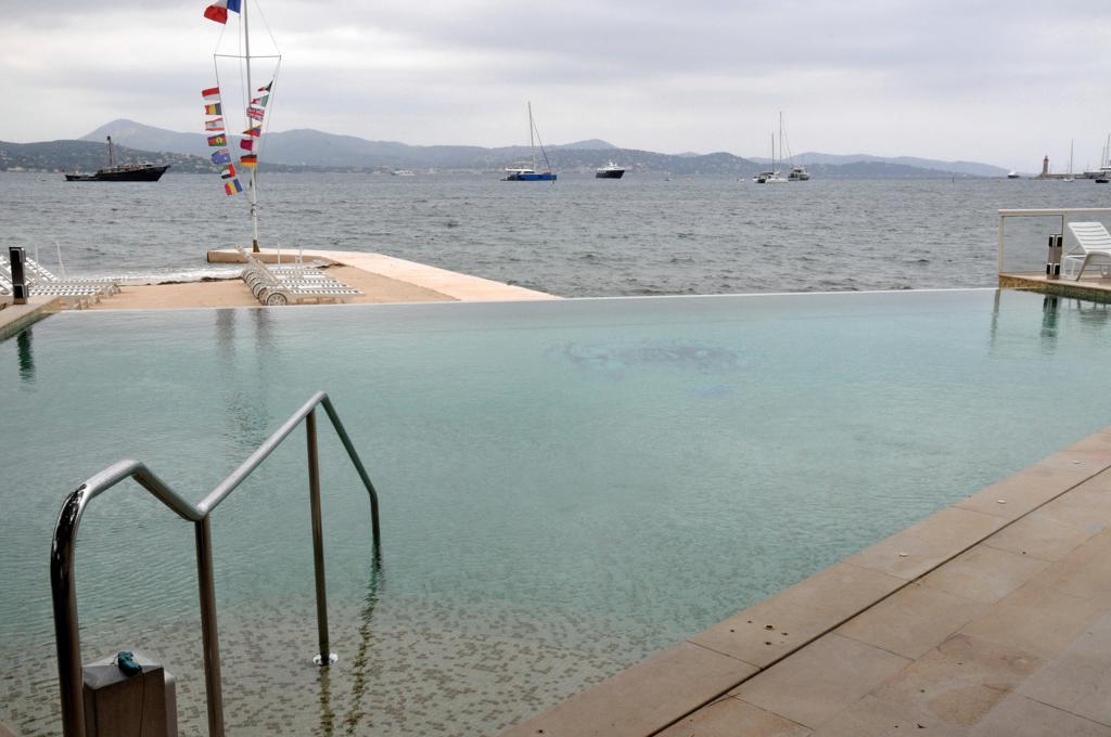 Piscina riscaldata, Hotel Residence de la Pinède, Saint-Tropez