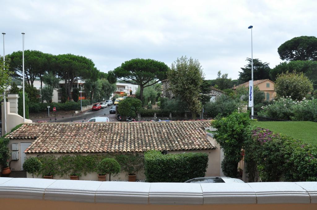 terrazzo, Hotel Residence de la Pinède, Saint-Tropez