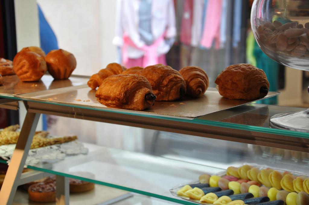 Croissant, Hotel Residence de la Pinède, Saint-Tropez