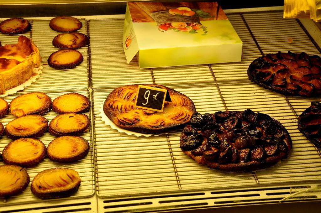 torte, aux des frères, Hotel Residence de la Pinède, Saint-Tropez