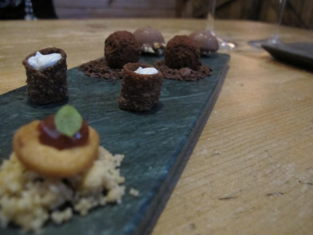 piccola pasticceria, La Tana, Chef Alessandro Dal Degan, Asiago