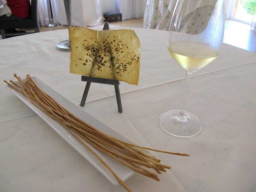 carta da musica, La Trota, Chef Sandro e Maurizio Serva, Rivodutri, Rieti