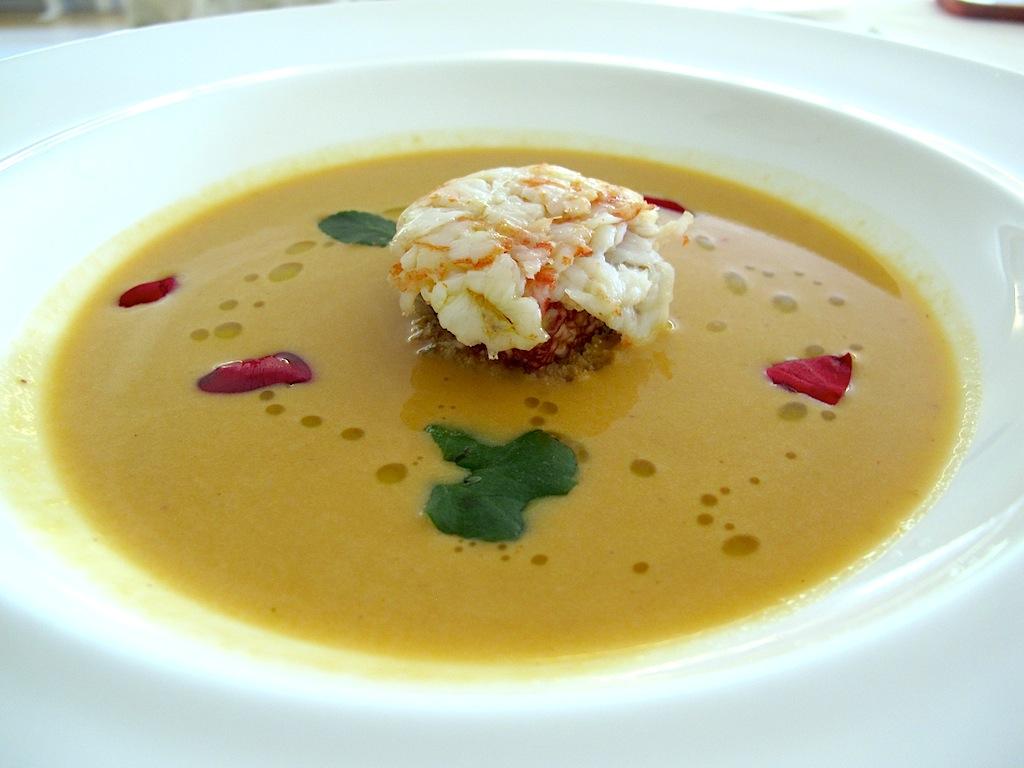zuppa di gamberi di torrente, La Trota, Chef Sandro e Maurizio Serva, Rivodutri, Rieti