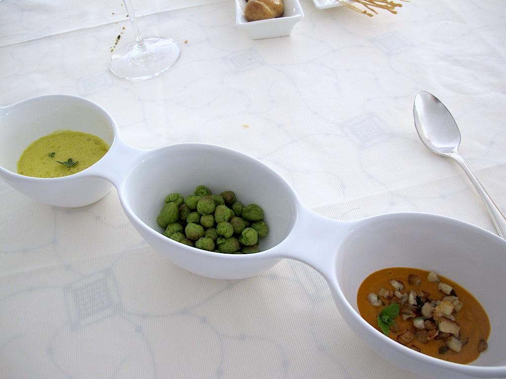 gnocco di patate, La Trota, Chef Sandro e Maurizio Serva, Rivodutri, Rieti