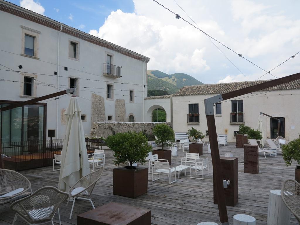 Terrazza, Reale, Chef Niko Romito, Castel di Sangro, Aquila