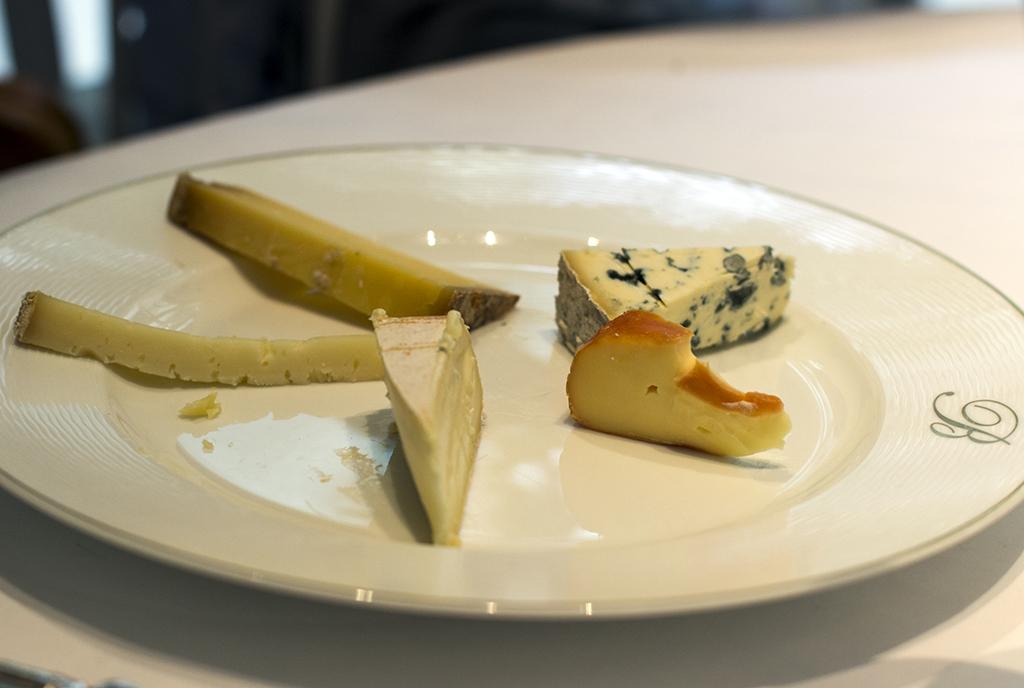 formaggi pasta dura, Epicure au Bristol, Chef Eric Frechon, Paris