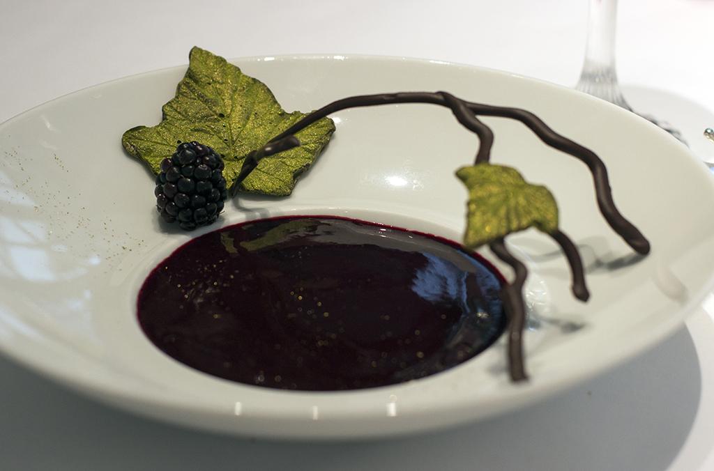 chocolat , Epicure au Bristol, Chef Eric Frechon, Paris