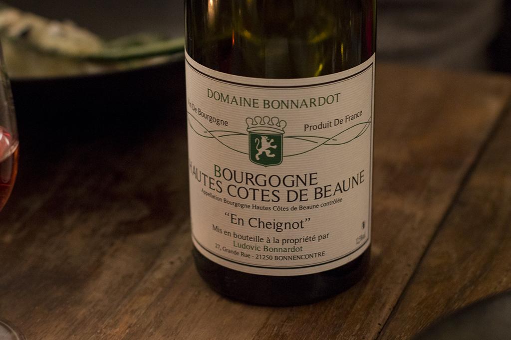 vino, Roseval, Chef Simone Tondo, Paris