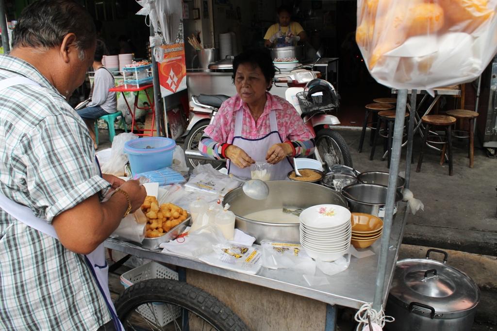 Thai Street Food, Thailandia, Bangkok,