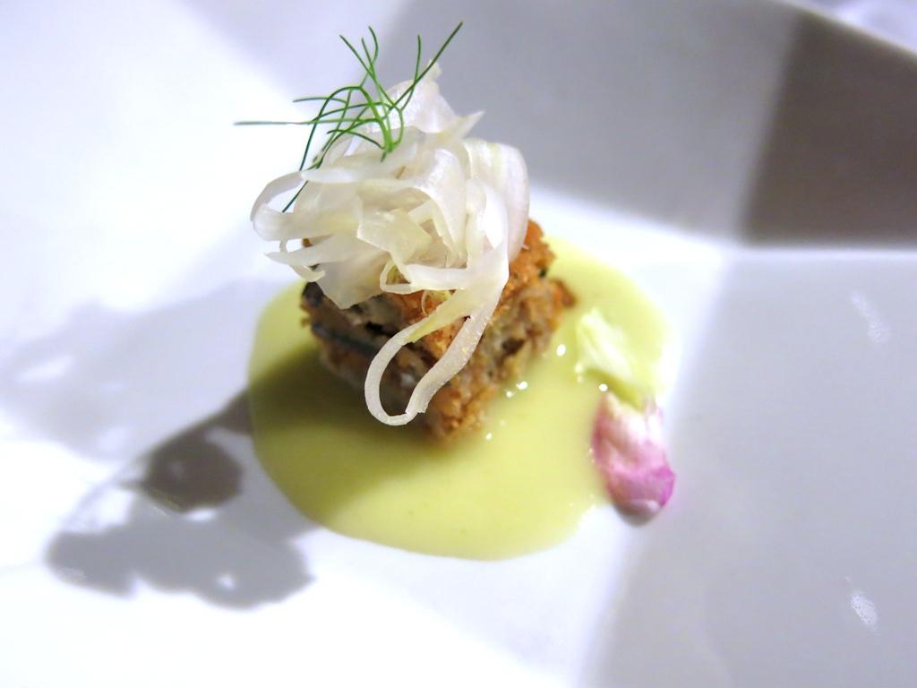 amuse bouche, Locanda di Don Serafino, Chef Vincenzo Candiano, Ragusa Ibla