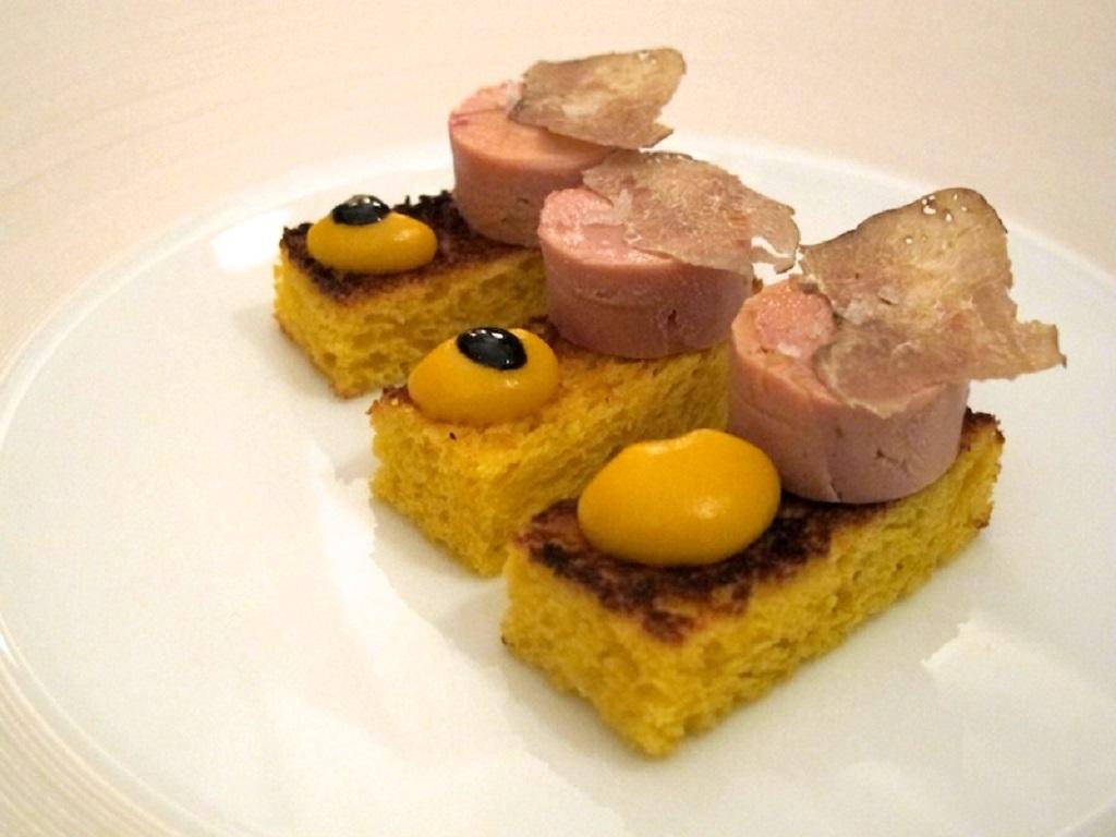 pan di zucca, Oro, Chef Davide Bisetto, Venezia