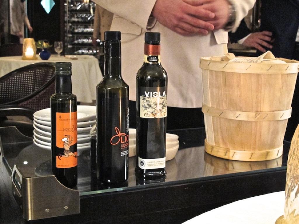 olio, Oro, Chef Davide Bisetto, Venezia