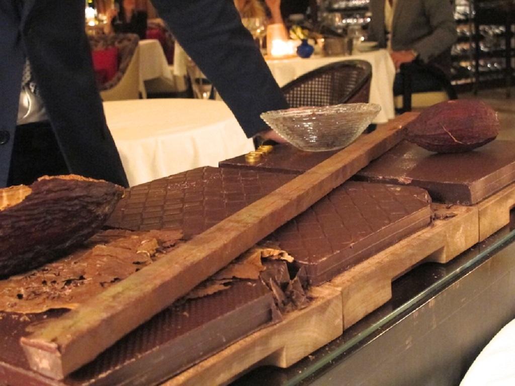 cioccolato, Oro, Chef Davide Bisetto, Venezia