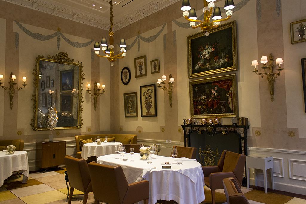 sala, Palazzo Parigi, Chef Luigi Taglienti, Milano