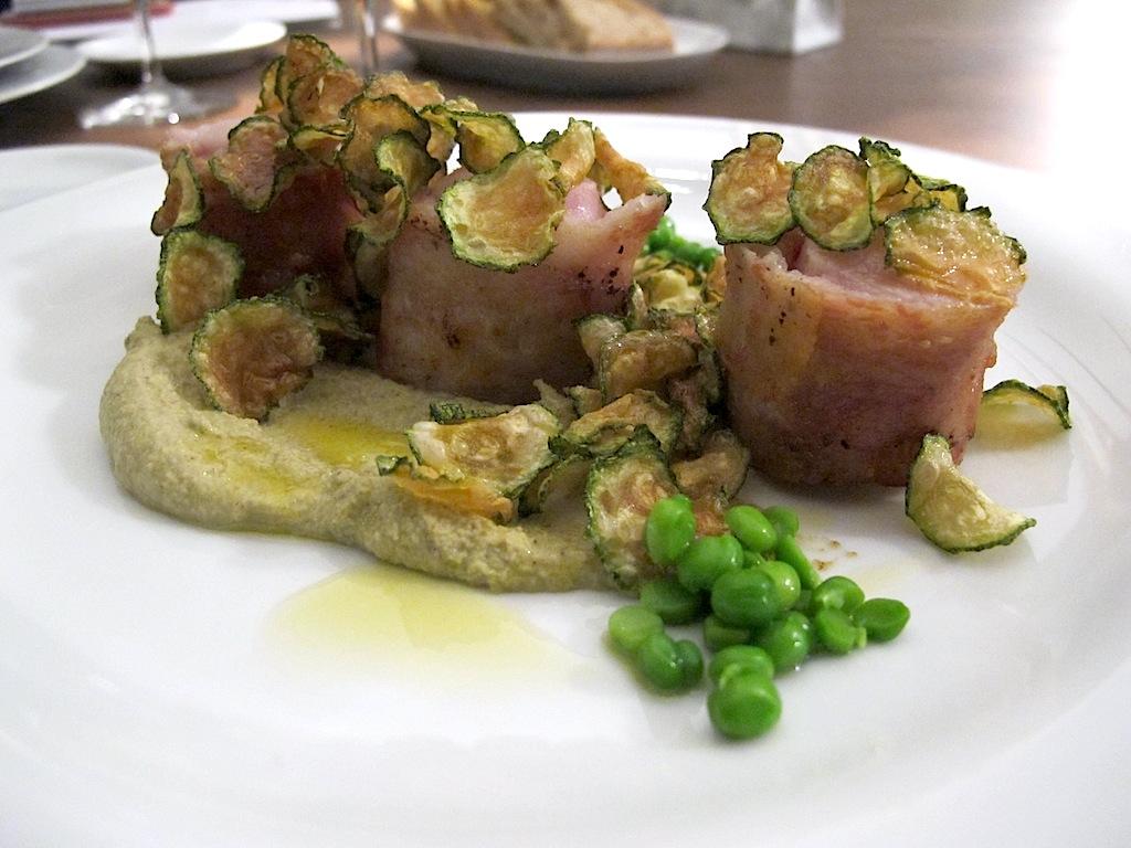 vignaiola di coniglio, Antonello Colonna Vallefredda Resort, Chef Antonello Colonna, Labico