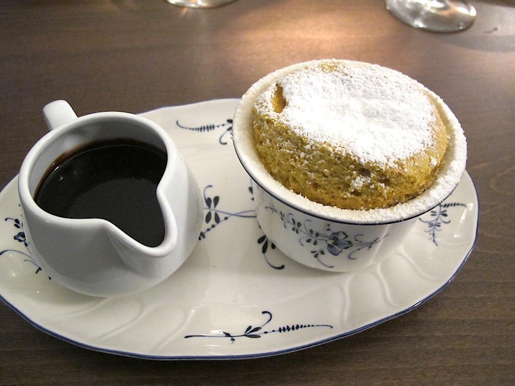 souffle alla nocciola, Antonello Colonna Vallefredda Resort, Chef Antonello Colonna, Labico