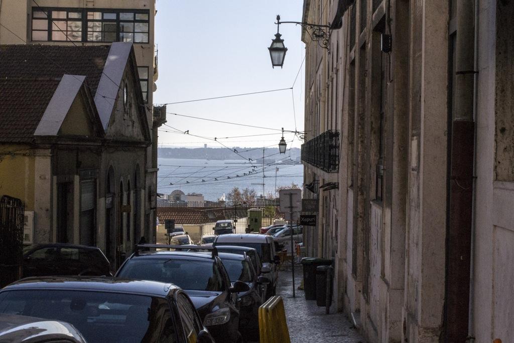 Cantinho do Avillez, Lisbona
