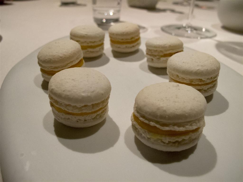 macarons, Devero, Chef Enrico Bartolini, Cavenago di Brianza