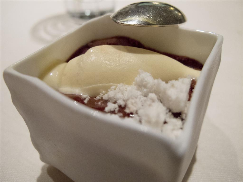 ciocco colato, Devero, Chef Enrico Bartolini, Cavenago di Brianza