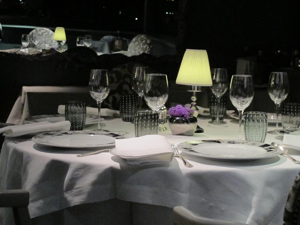 mise en place, Hotel Eden, Chef Fabio Ciervo, Roma