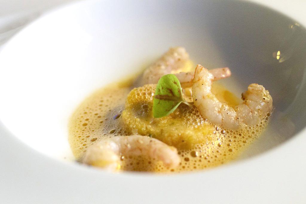 Gamberi, Oporto, Restaurante Pedro Lemos