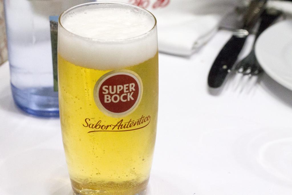 birra, Cervejaria Ramiro, Lisbona