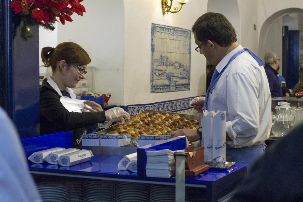 ristorante, Cervejaria Ramiro, Lisbona